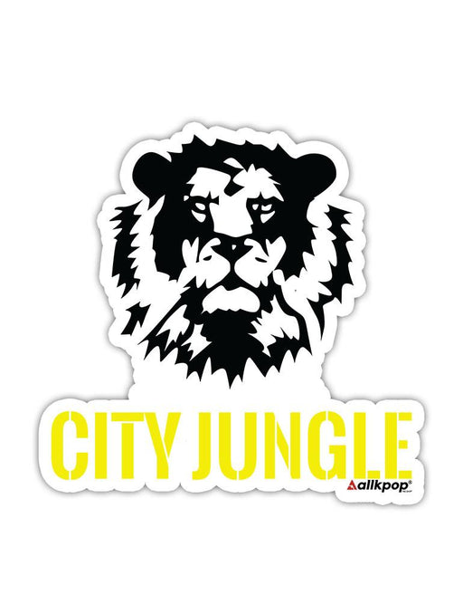 City Jungle Sticker Stickers AKP