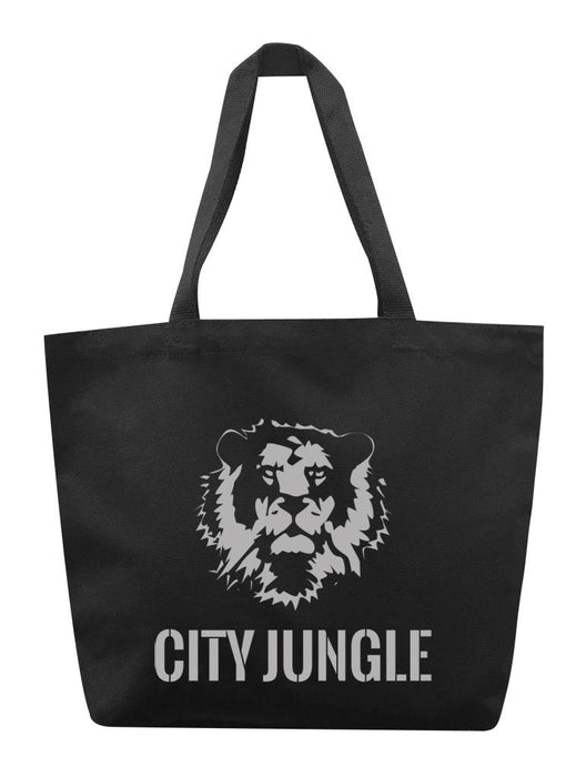 City Jungle Tote Tote AKP Black