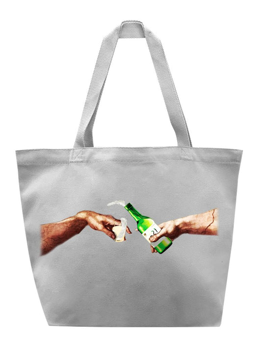 Creation of Soju Tote Tote AKP Grey