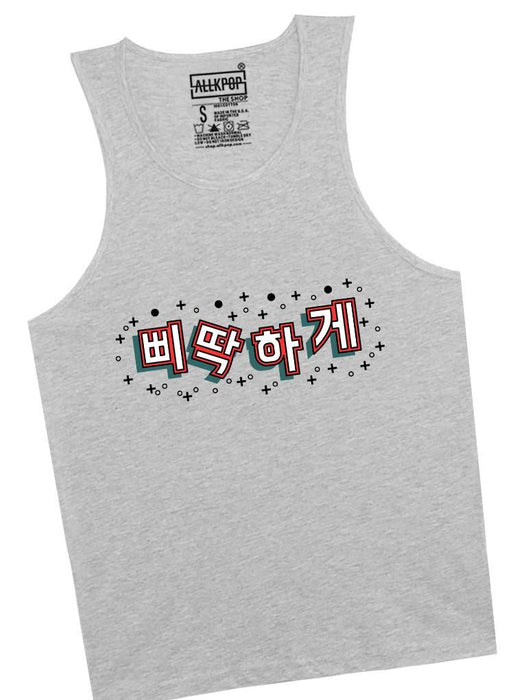 Crooked Tank Tanks AKP Unisex Grey Small