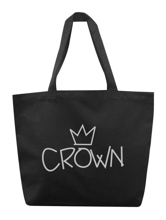 Crown Tote Tote AKP Black