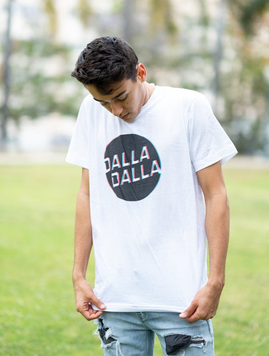 DALLA Tee Tees AKP Male White Small