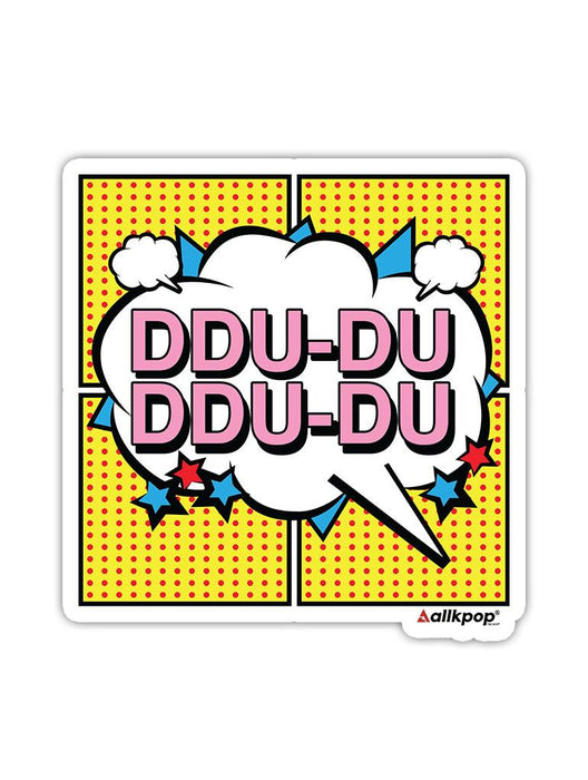 DD Pop Sticker Stickers AKP