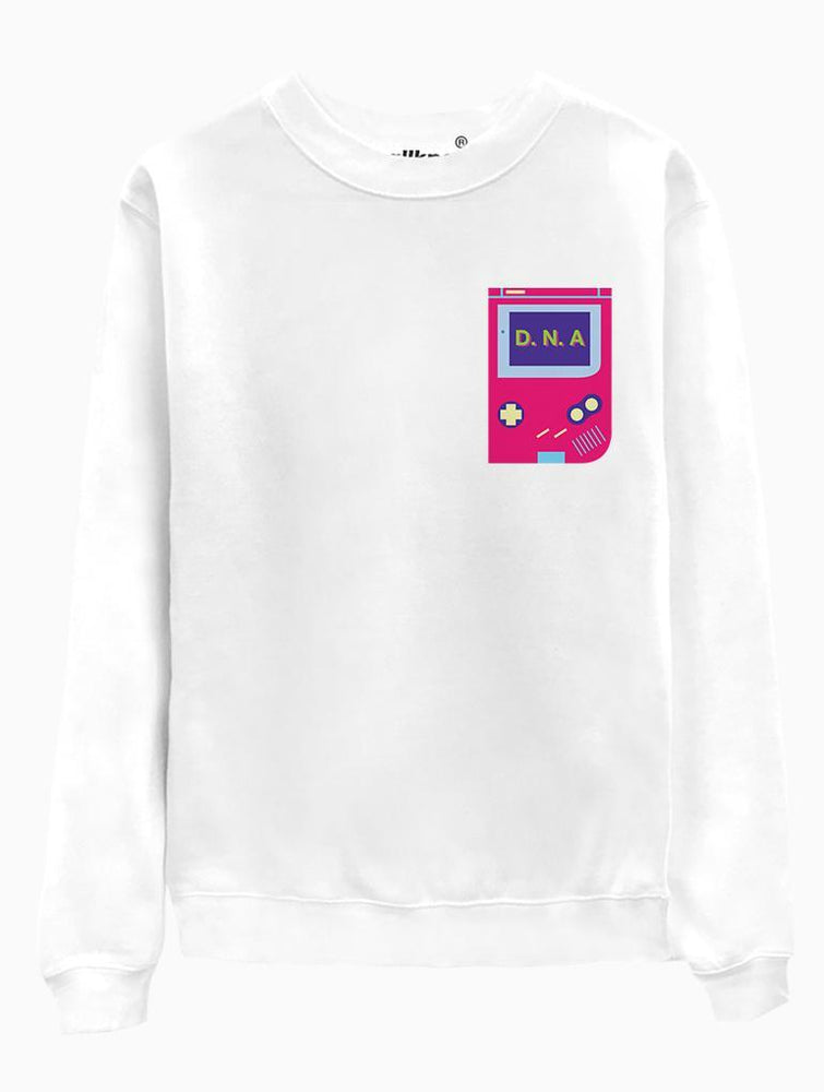 DNA Game Crew Crews AKP Unisex White Small