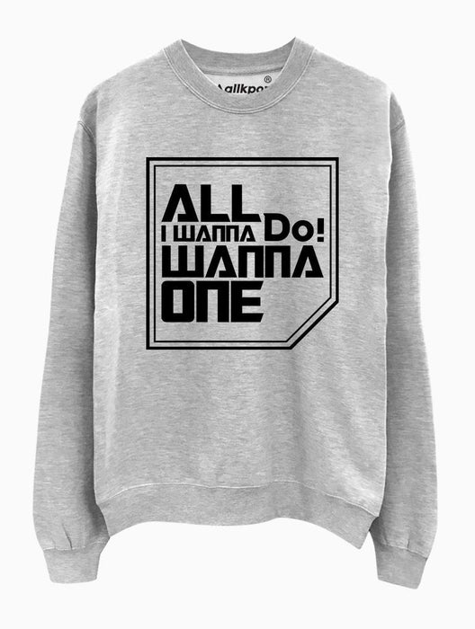 Do You Wanna Crew Crews AKP Unisex Grey Small