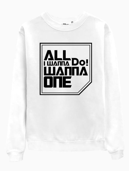 Do You Wanna Crew Crews AKP Unisex White Small