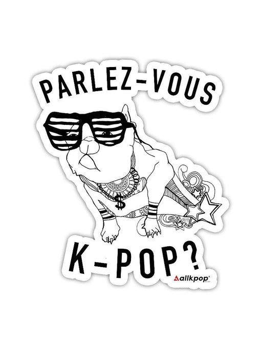 Doggy K-POP Sticker Stickers AKP