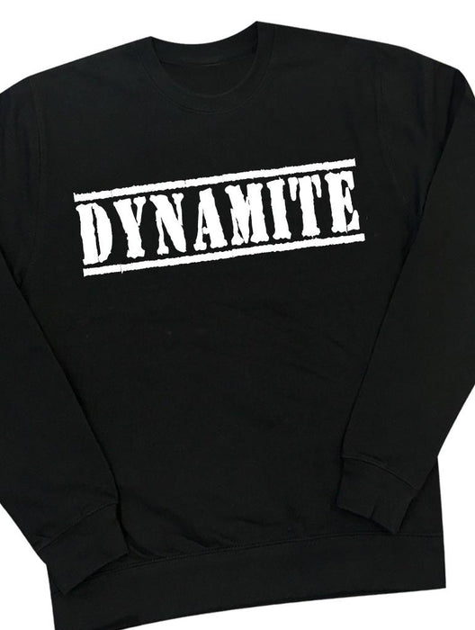 Dynamite Crew Crews AKP Unisex Black Small