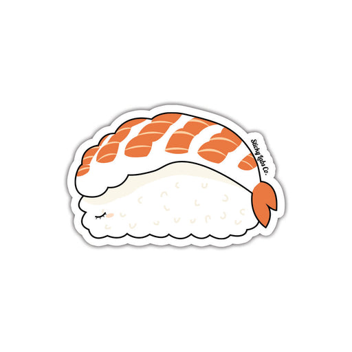 Ebi Sushi Sticker