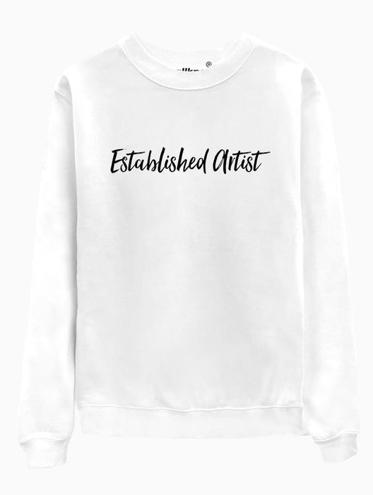 Established Artist Crew Crews AKP Unisex White Small