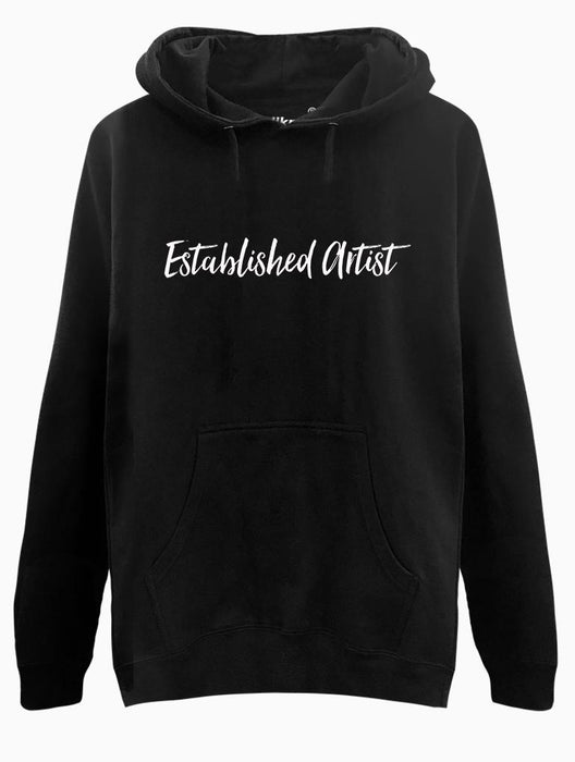 Established Artist Hoodie Hoodies AKP Unisex Black Small