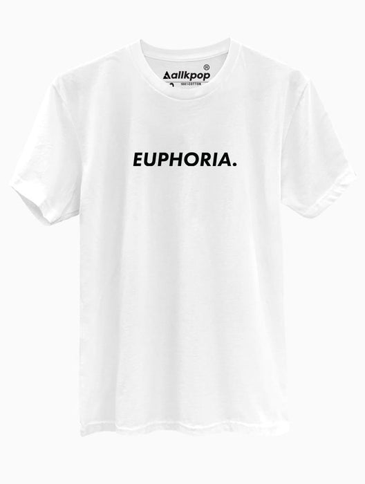Euphoria Tee Tees AKP Male White Small