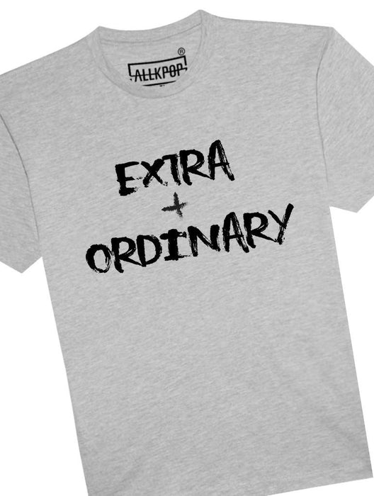 Extra + Ordinary Tee Tees AKP Male Grey Small