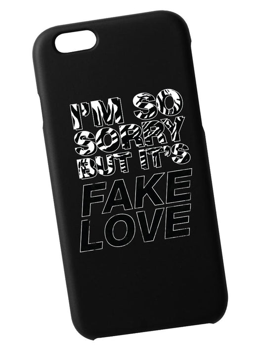 Sorry Fake Love Case