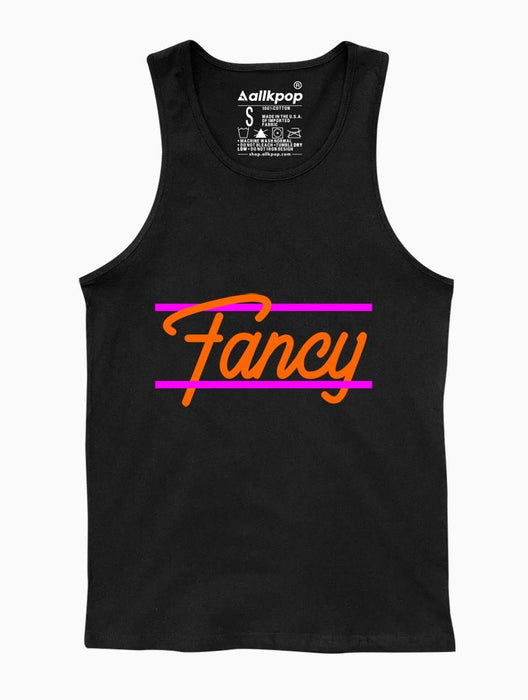 Fancy Tank Tanks AKP Unisex Black Small