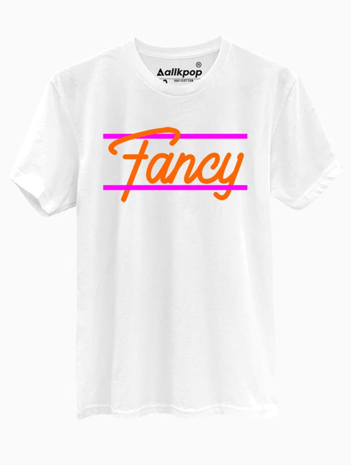 Fancy Tee Tees AKP Female White Small