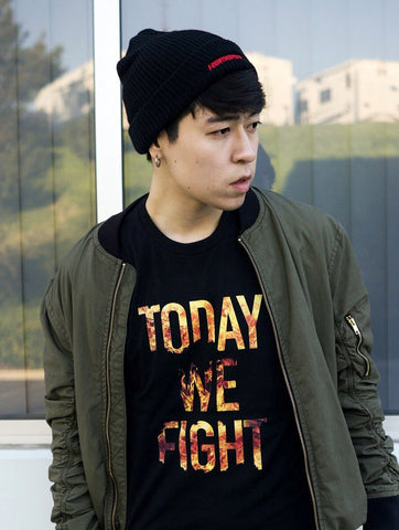 Today Fight Tee