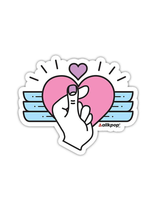 Finger Heart Sticker Stickers AKP