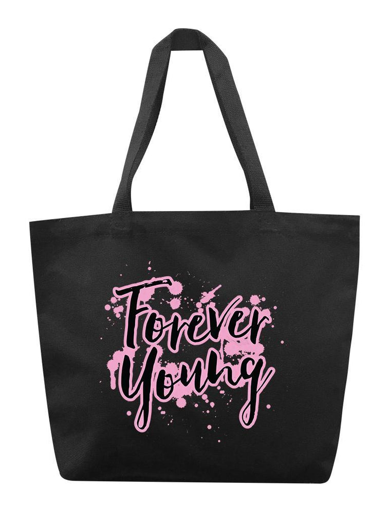 Forever Young Tote Tote AKP Black