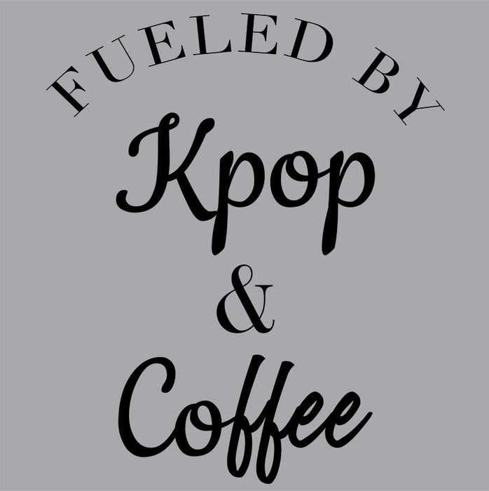 Fueled by K-Pop Tee Tees AKP
