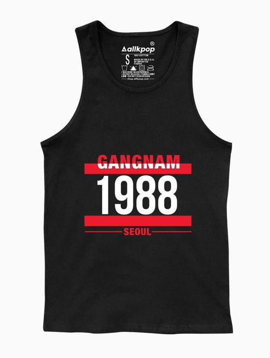 G1988 Tank Tanks AKP Unisex Black Small