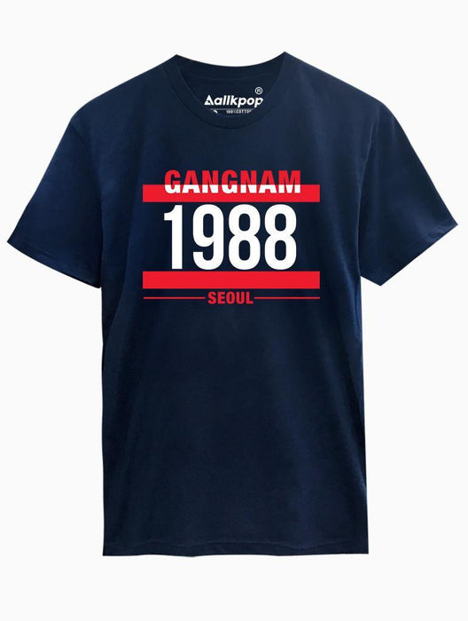G1988 Tee Tees AKP Male Navy Small