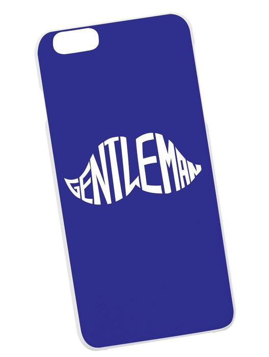 Gentleman Case Phone Case AKP Purple