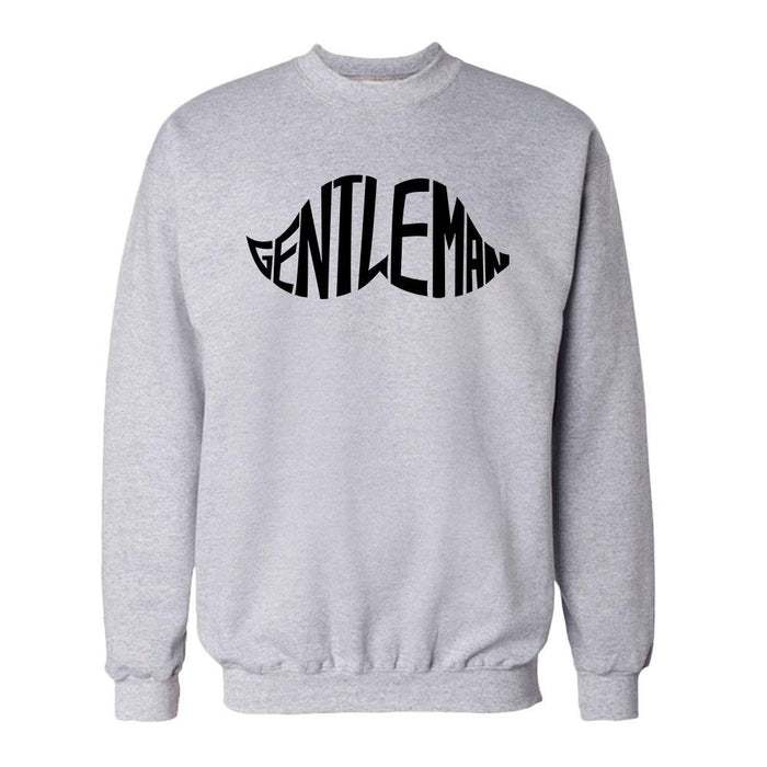 Gentleman Crew Crews AKP Unisex Grey Small