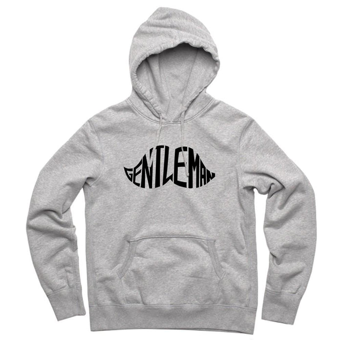 Gentleman Hoodie Hoodies AKP Unisex Grey Small
