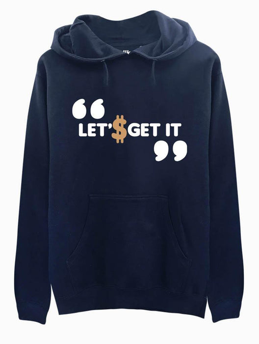 Get It Hoodie Hoodies AKP Unisex Navy Small