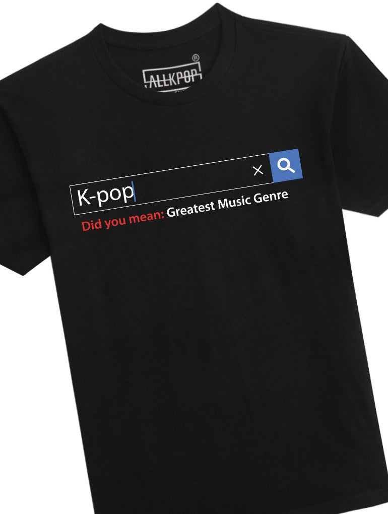 KPOP Search Tee