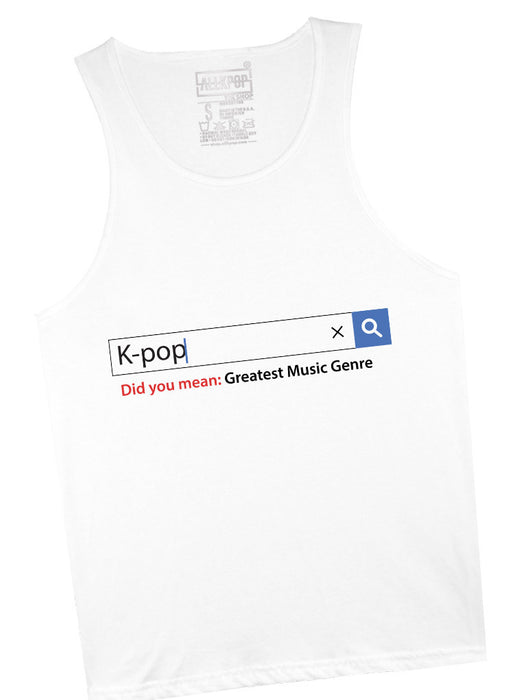 KPOP Search Tank