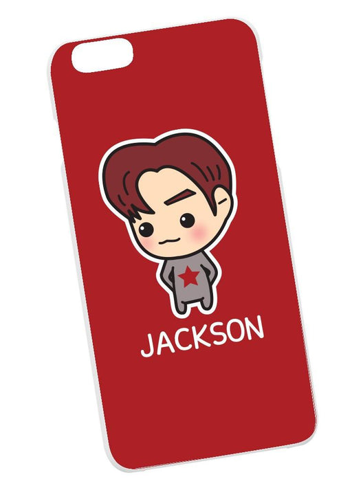 GOT7 Chibi Case Phone Case AKP Jackson