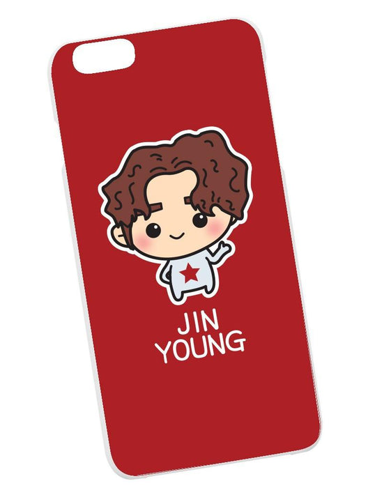 GOT7 Chibi Case Phone Case AKP Jinyoung
