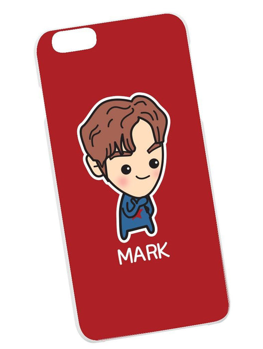 GOT7 Chibi Case Phone Case AKP Mark
