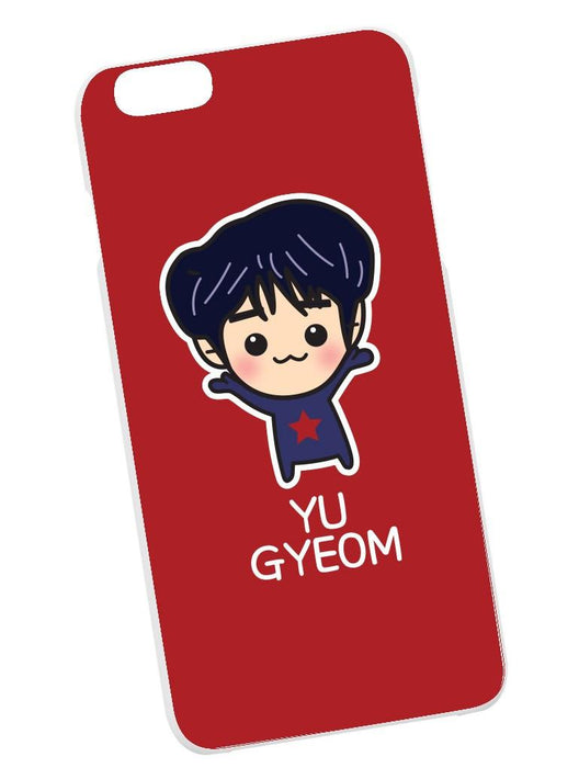 GOT7 Chibi Case Phone Case AKP Yugyeom
