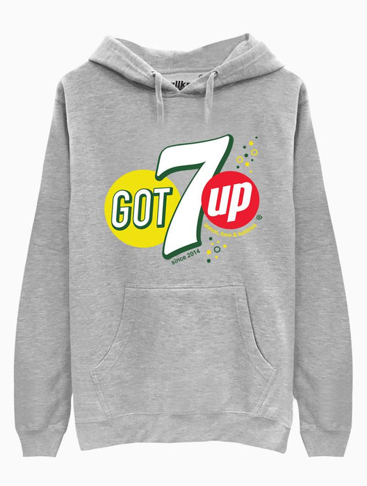 GOT7up Hoodie Hoodies AKP Unisex Grey Small