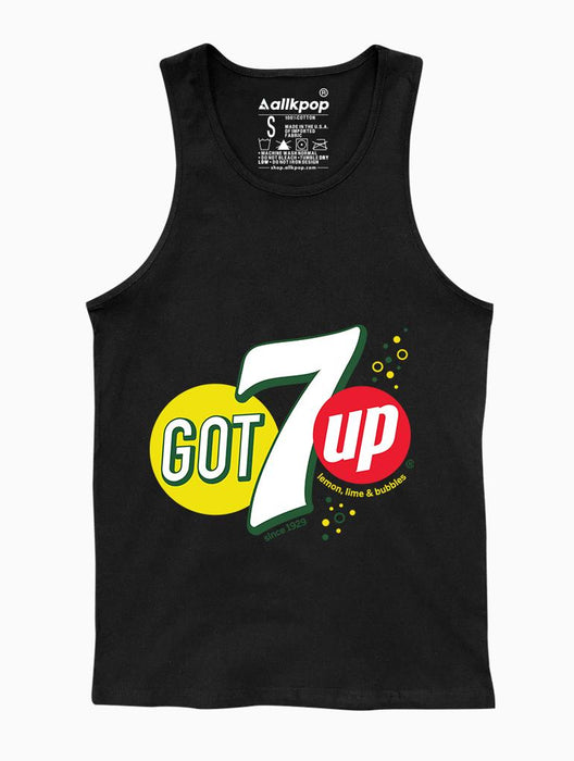 GOT7up Tank Tanks AKP Unisex Black Small
