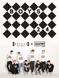 Official BOYS24 Unit Black Tee