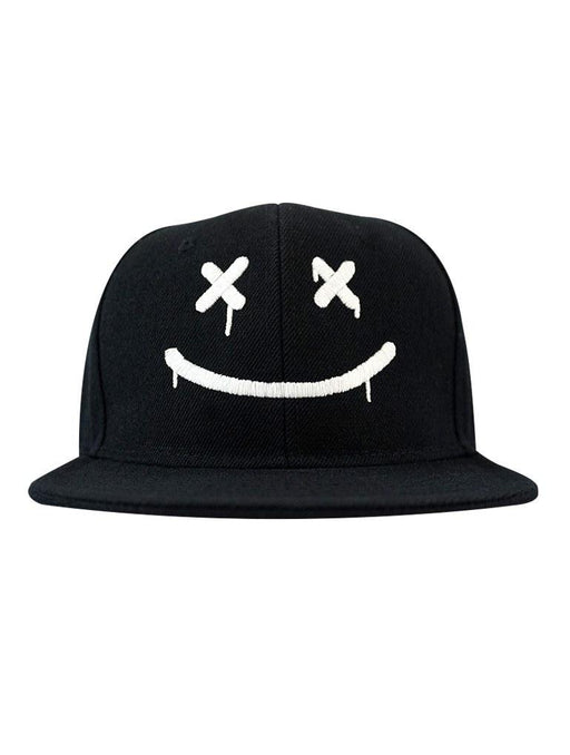 Happy Death GLOW Snapback Snapbacks AKP Black