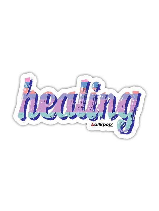 Healing Sticker Stickers AKP