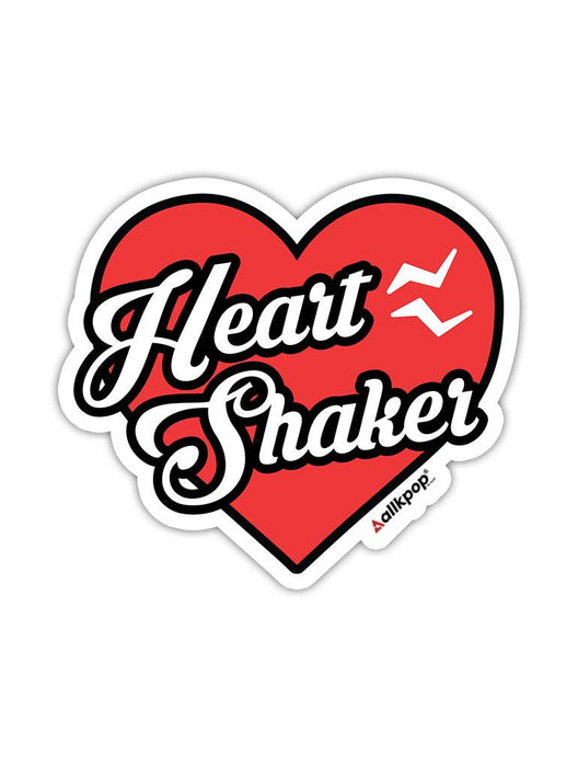 Heart Shaker Sticker Stickers AKP