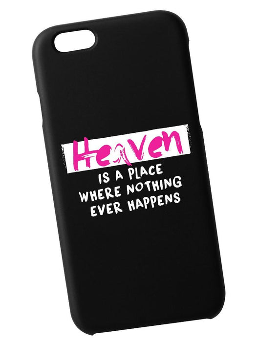 Heaven Happens Case Phone Case AKP Black