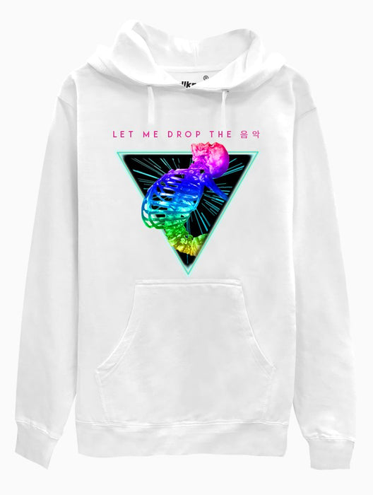 HIT Seventeen Hoodie Hoodies AKP Unisex White Small