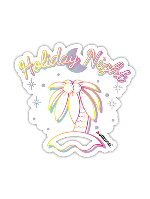 Holiday Night Sticker Stickers AKP