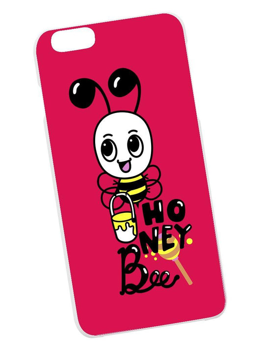 Honey Bee Case Phone Case AKP Pink