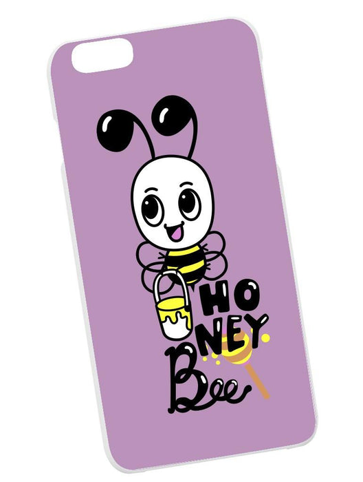 Honey Bee Case Phone Case AKP Purple