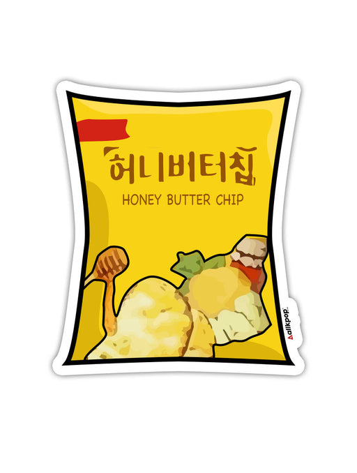 Honey Butter Chip Sticker