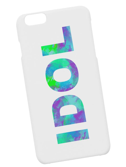 IDOL Case Phone Case AKP White