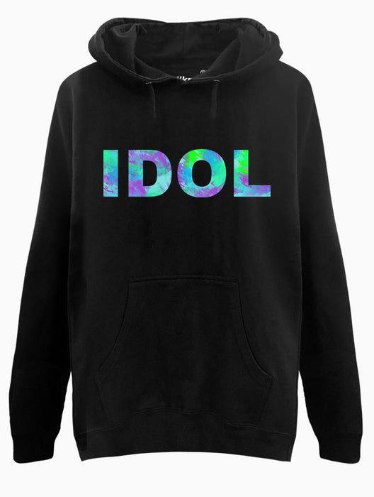 IDOL Hoodie Hoodies AKP Unisex Black Small